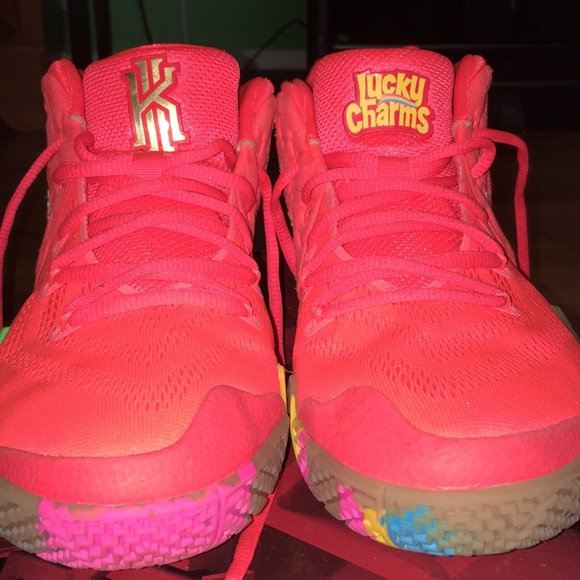 timeless design 7784c f6d3b Kyrie 4 Lucky Charms